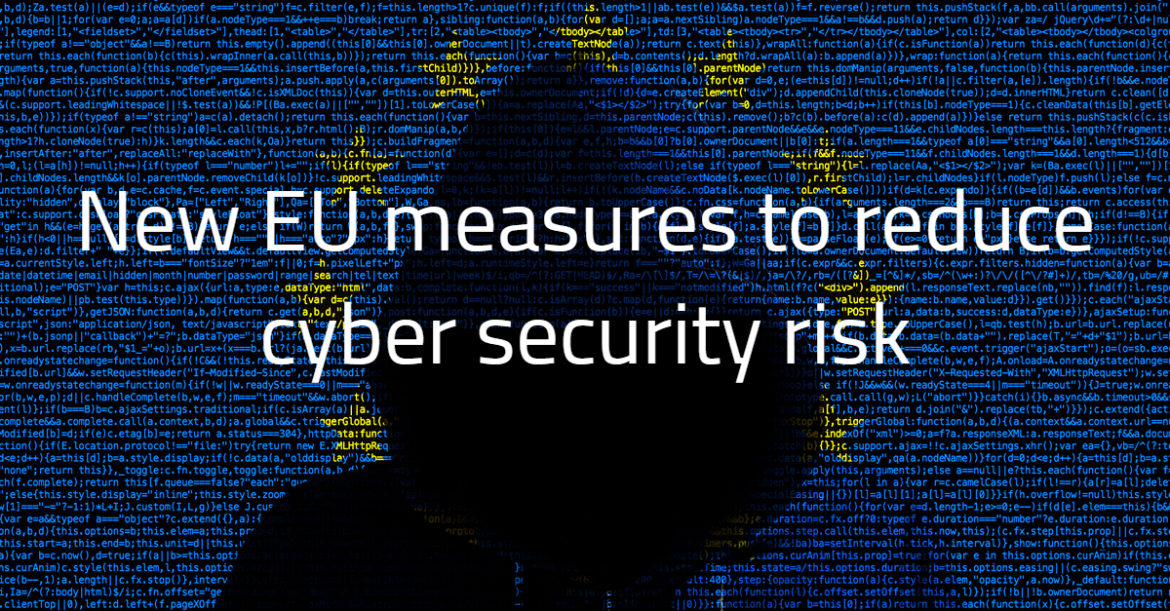 f045ceb5 Europe is more than ever exposed to cyber security threats. Already in 2016  it was projected that cybercrime will cost the world 6 trillion USD  annually by ...